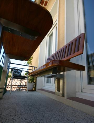 banc de balcon fabulous banc de jardin terrasse balcon with banc de balcon table with banc de. Black Bedroom Furniture Sets. Home Design Ideas